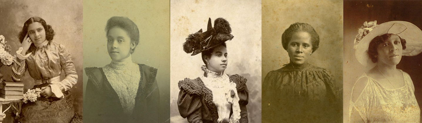 African American Women Portraits